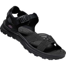 Keen Terradora II Strappy Open Toe Sandals Women, zwart/violet